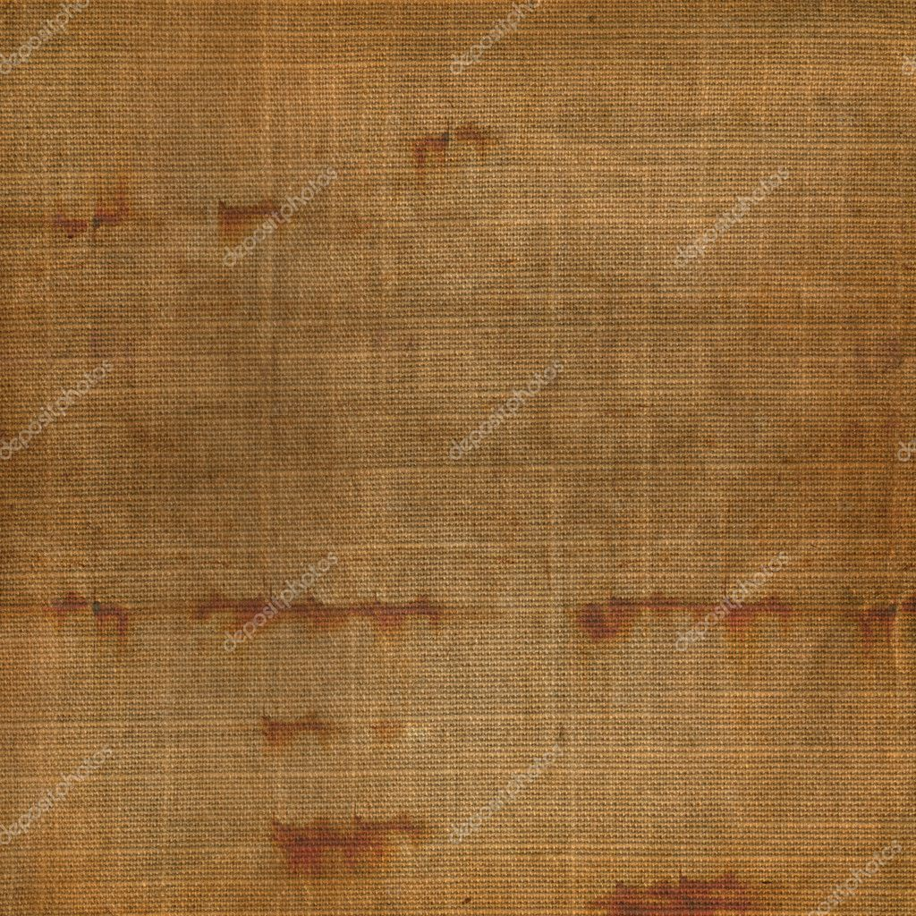 Old grunge background of shabby sackcloth for design — Stock Photo #12166212