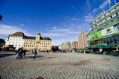 Oslo görünümü — Stok fotoğraf