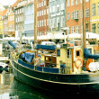 Nyhavn in Copenhagen — Stock Photo
