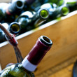 Wine bottle — Stock Photo #11220036