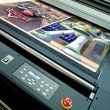 Printing plotter — Stock Photo