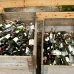 Recicle bottles — Stock Photo