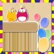 Birthday greeting card - 