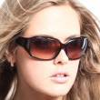 Royalty-Free Stock Photo: Young woman in sunglasses