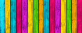 Creatieve veelkleurige hout achtergrond — Stockfoto