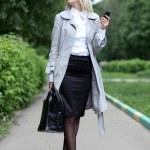 Business woman — Stock Photo #10894085