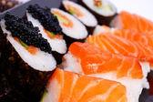 Taze sushi — Stok fotoğraf