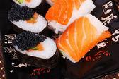 Sushi fresco — Foto de Stock