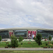 Donbass Arena May 9, 2012 in Donetsk, Ukraine — Stock fotografie