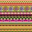 Постер, плакат: Latin American pattern