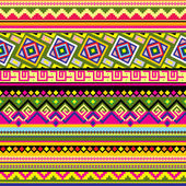 Latin American pattern — Stock Vector