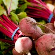 Organic Beetroot — Stock Photo