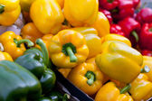 Bio paprika — Stockfoto