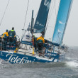 Stok fotoğraf: Discover Ireland In-Port Race