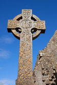 Celtic Stone cross — Zdjęcie stockowe
