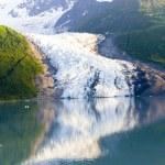 Mountain Alaska — Stock Photo