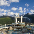 Foto Stock: Mountain Alaska
