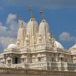 The BAPS Swaminarayan Sanstha Shri Swaminarayan Mandir, Atlanta — Stock Photo
