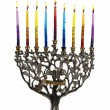 Stock Photo: Eighth day of Chanukah. XXL