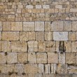 Western Wall. Jerusalem Israel — Stock Photo #11297995