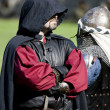 Port Washington - September 15. Medieval Festival  September 20 — Stock Photo