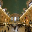 NEW YORK CITY, NY - Jan 1. Grand Central is the second busiest s — Stock Photo
