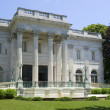 Marble House - house of Alva Vanderbilt Vanderbilt Marble House - Stock Photo