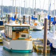 Stock Photo: Newport Rhode Island Harbor