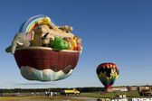 Balloons show — Stock Photo