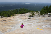Stone-Mountain Park. Atlanta, Georgia — Stock Photo
