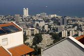 イスラエル共和国からハイファ市内のパノラマ — ストック写真