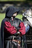 Port Washington - September 15. Medieval Festival September 20 — Stock Photo
