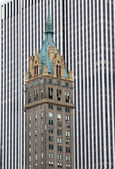 Buildings in Manhattan — Stock Photo