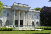Marble House - house of Alva Vanderbilt Vanderbilt Marble House — Stock Photo