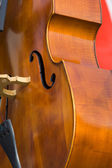 Close-up view of the musical instrument. — Stock Photo
