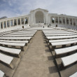 The Auditorium, near the Tomb of the Unknown Soldier, in Arlingt — Stock Photo