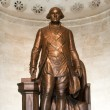 Stock Photo: Statue of George washington