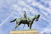 William Tecumseh Sherman Monument at Sherman Park, Washington, D — Stock Photo