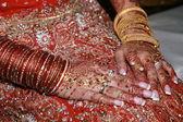 Henna - Mehndi — Stock Photo
