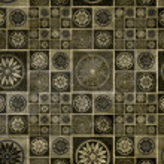 Художественный набор шаблонов — Стоковое фото