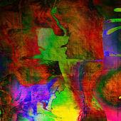 Arte abstracto grunge textura fondo — Foto de Stock
