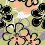 Art vintage floral seamless pattern background — Stock Photo #10770591