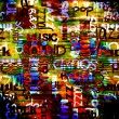 Art urban graffiti raster background — Stock Photo #10773155