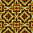 Art vintage damask seamless pattern background — Lizenzfreies Foto
