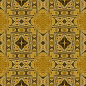 Art vintage damask seamless pattern background — Stock fotografie