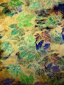 Art floral grunge vintage background — Stock Photo