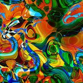 Konst abstrakt färg mönster bakgrund — Stockfoto