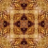 Konst färgglada dekorativa vintage mönster — Stockfoto