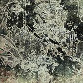 искусство абстрактный гранж графический фон — Стоковое фото