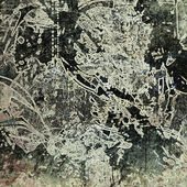 Arte abstracto grunge fondo gráfico — Foto de Stock
